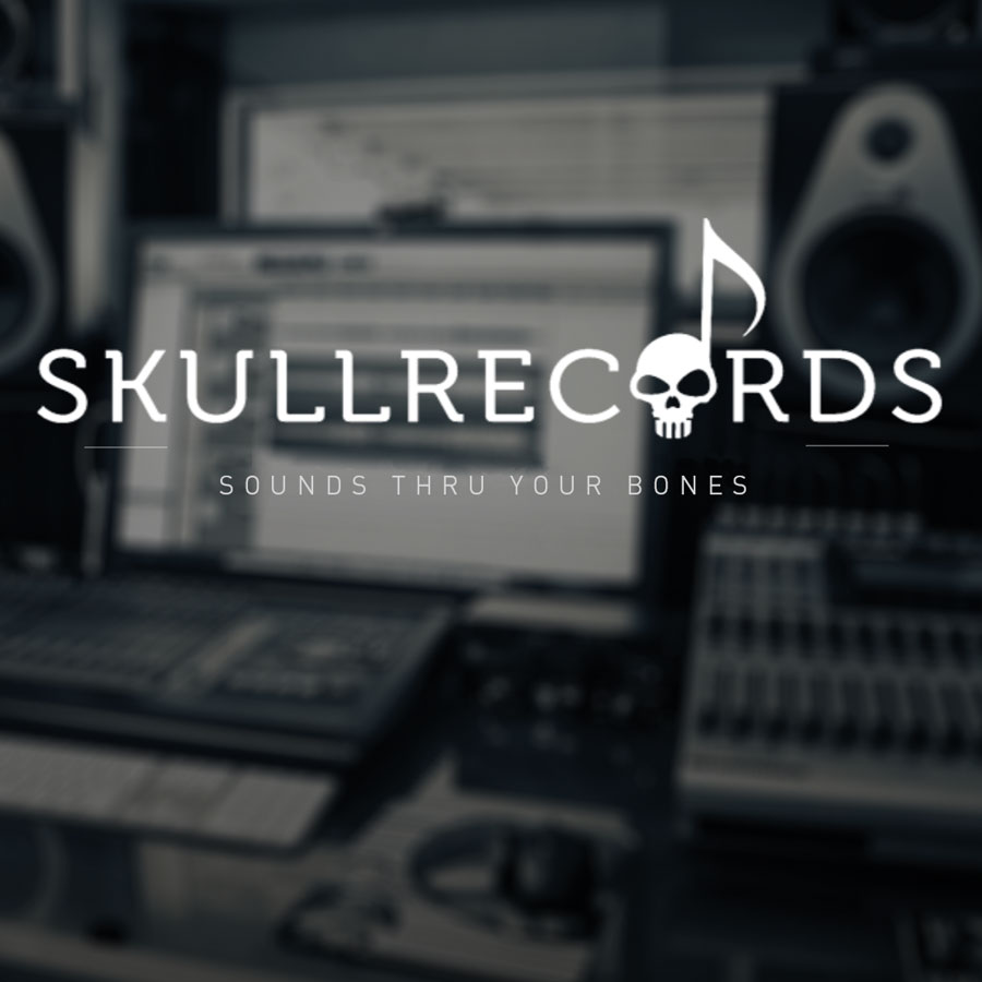 Skullrecords – sounds thru your bones
