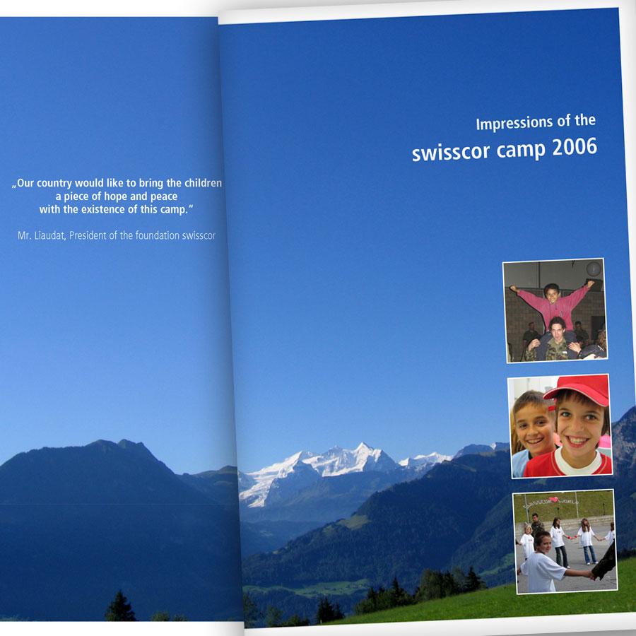 Swisscor – Ein Herz für Kinder