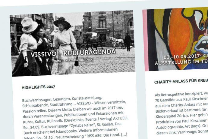 VISSIVO – Kulturbüro und Verlag